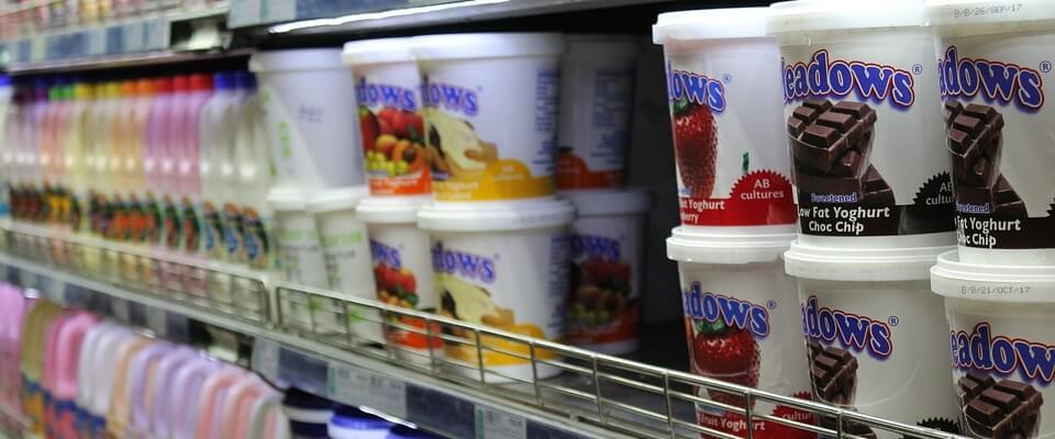 Refrigerated Yogurt